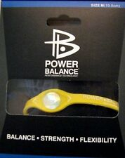 FREE SHIPPING! Power Band Magnetic Balance Bracelet Energy Performance - YELLOW