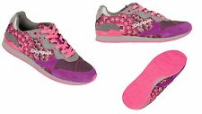 DESIGUAL GIMLET 46DS304 3057 - Sneakers Baskets Basses Roses  *NEUF*