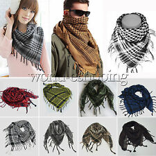 Lightweight Military Arab Tactical Desert Army Shemagh KeffIyeh Scarf Shawl Wrap