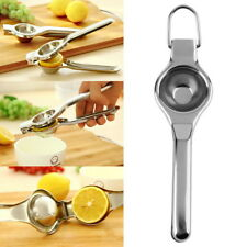 Kitchen/Bar Stainless Steel Lemon Lime Squeezer Juicer Hand Press Lot