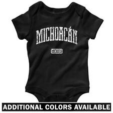 Michoacan Mexico One Piece - Baby Infant Creeper Romper NB-24M - Gift Monarcas