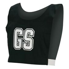 Netball Bibs - (Adult Size) Mock Mesh - Full set of Bibs - Free Postage