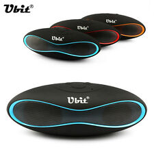 Ubit New  Mini Portable Speaker Wireless Bluetooth Speakers FM with Strong Bass