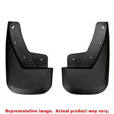 Husky Liners 57761 Black Custom Molded Mud Guards   FITS:CHEVROLET 2007 - 2008