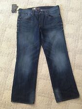 Rock Republic Mens 32x34 Straight Dark Wash Jeans Neil New With Tags