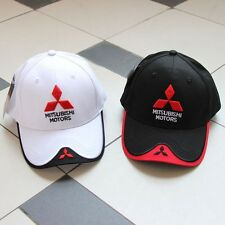 Mitsubishi hat cap car moto gp moto  racing F1 baseball cap NEW