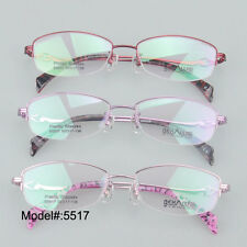 5517  women's style  metal myopia eyewear eyeglasses prescription spectacles
