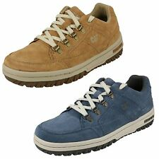 Mens Caterpillar Casual Lace Up Trainers Style - Brisco