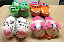 Animal Slippers - Frog, Bunny, Cow or Dinosaur Slippers - Brand NEW