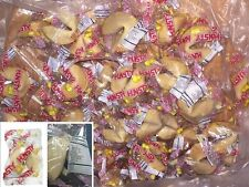 FRESH STOCK Fortune Cookies HUNSTY, Choice of 15.30.45,100,pcs