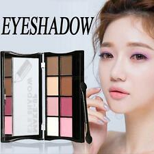 New Makeup Glitter Matte Nude Eyeshadow Eye Shadow Palettes With Brush Beauty