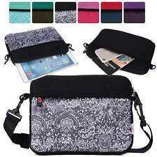"Convertible 8"" - 10"" Neoprene Tablet Sleeve Shoulder Case Cover Bag ND09S2"