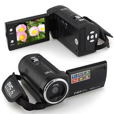 "Digital Video Camcorder Camera HD 720P 16MP DVR 2.7"" TFT LCD Screen 16x ZOOM CE"
