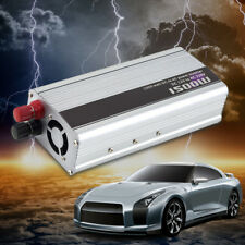 1500W 150W Car DC 12V to AC 220V Power Inverter Charger Converter LOT GK