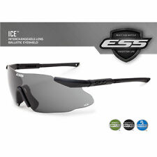 ESS ICE Military Ballistic Eyeshield Goggles 3 Lenses & 5 Lenses Army Sunglasses