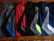 MEN'S TEK GEAR RUNNING BASKETBALL SHORTS~2 POCKETS-DRAWSTRING ELASTIC WAISTBAND