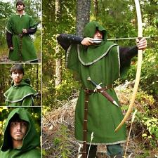 Robin Hood Outlaw Style Over Tunic. Perfect Re-enactment Stage LARP & Costume