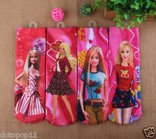 Lot Barbie Princess Kids Socks 3 Size Cotton Warm winter Knee-Highs socks C481