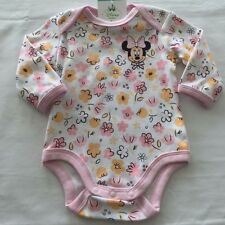NEW - Baby Girl Disney MINNIE Mouse Body Suit - Size 0000, 000, 00