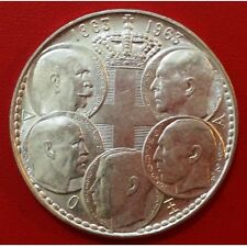 Greece, 30 drachmai 1963, Silver coin, Five Greek Kings, Collectible!!