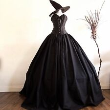 Women's Halloween Outfit, Corset,Petticoat,Costume, Fancy Dress, Made to Measure
