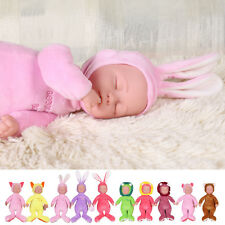 Animal Silicone Baby Doll Singing Simulated Babies Sleeping Reborn Doll electric