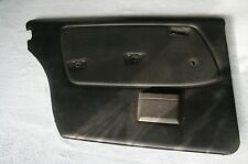 1978 Mercedes Benz 200D W123 Series Door Panel black
