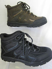 Mens Brown/Black Lace-up Boot UK 7-12 A3032
