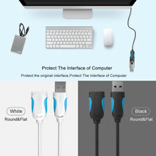 USB 3.0 /2.0 Extension Cable Male to Female Extension Data Transfer Speed Lot KG