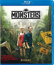 NEW Monsters (Blu-ray Disc, 2012, Canadian) SEALED