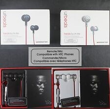 Original HTC Monster Beats by Dr Dre urBeats with box BLACK and WHITE ( WA,USA)