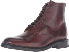 Mens Frye Boots Jones Lace Up Boot Brown Leather 86996 BRN