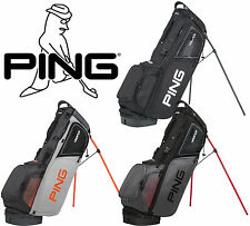 New 2017 Ping Hoofer Golf Stand Carry Bag - Pick Your Color