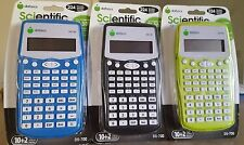 Datexx DS-700 224-Function 2-Line Scientific Calculator New ~ Free Shipping!