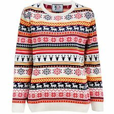 Christmas Sparkle - Womens Christmas Xmas Jumper Sweater