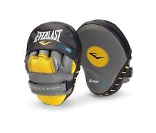 Everlast Evergel Mantis Punch Mitts MMA Muay Thai Equipment Black