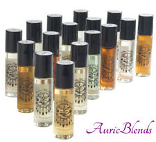 Auric Blends Fine Perfume Scented Oil Roll On - 1/3 oz - New - Pick/Choose Scent