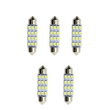Nice Car Dome 12 3528-SMD LED Bulb Light Interior Festoon Lamp 40mm White Great