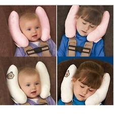 Toddler Baby Car Seat Head Support Infant Neck Protective Headrest Cushion - DD