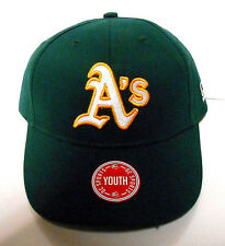CHOOSE TEAM MLB Baseball Cap Hat Marlins A's Devil Rays Angels Adjustable Youth