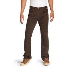 Agave Denim waterman  Copper Collection Agate Brown Classic Straight Jeans