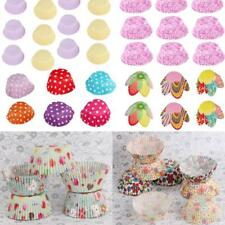 Design Muffin Cupcake Paper Cases Liners Baking Cup Party Wedding Xmas New