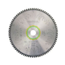 Festool 495387 Fine Tooth Cross-Cut Saw Blade for The Kapex Miter Saw 80 Tooth