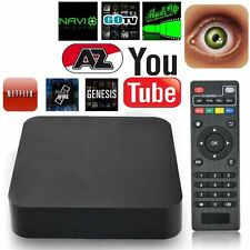 Amlogic S805 Android 4.4 Quad-Core WiFi 4K Smart set TV Box 1G/8G XBMC #JX