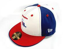 Authentic New Era 5950 59Fifty Fitted Baseball Cap - Philadelphia Sixers (GWS)