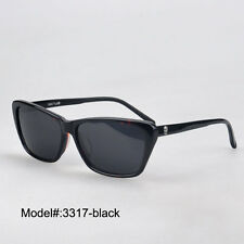 Big  sales 3317 unisex full rim plastic sunglasses sunshade  UVA  UVB