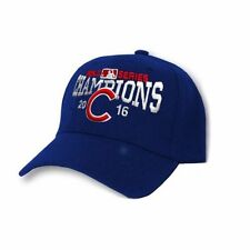 Chicago Cubs 2016 Champs Cap Logo MLB Hat Embroidered FREE SHIPPING WORLDWIDE