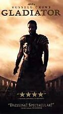 GLADIATOR (VHS, 2000) RUSSELL CROWE  NEW FACTORY SEALED