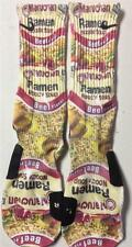 Customized RAMEN NOODLES Nike Elite Socks