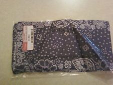 "Thirty-One Gifts scarf ""black paisley parade""  GREAT BRIDESMAID GIFTS"